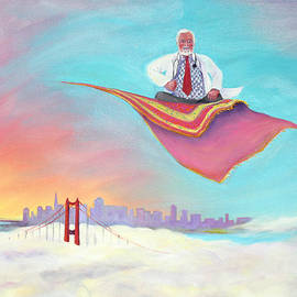 Doc Rides the San Francisco Sky by Asha Carolyn Young