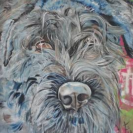 PainterArtist FIN - DOG of FLANDERS the BOUVIER