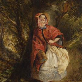 William Powell Frith - Dolly Vardon