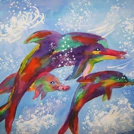 Dolphin PlayJourney by Ellen Levinson