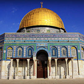Stephen Stookey - Dome of the Rock