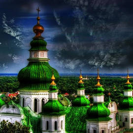 Ludmila Nayvelt - Domes of Trinity Cathedral