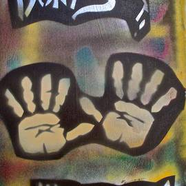 Don't Shoot HANDS UP by Tony B Conscious