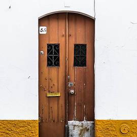 Marco Oliveira - Door No 55