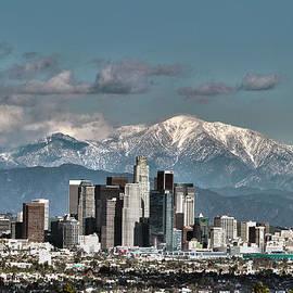 DAVID BUCHAN - Downtown Los Angeles