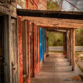 Downtown Richards Texas by Allen Biedrzycki
