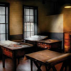 Draftsman - The Drafting room by Mike Savad