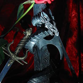 Dragon Rose by Elaine Goicea