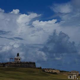 Georgia Mizuleva - Dramatic Tropical Sky Over San Juan Puerto Rico