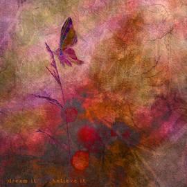 Dream It... Believe It - Art by Aimelle