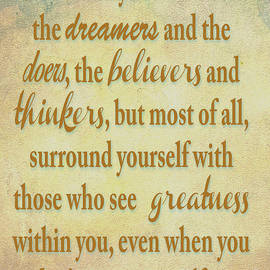 Beverly Guilliams - Dreamers Doers Believers