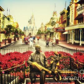 Thomas Woolworth - Dreaming Of Paradise Walt Disney World