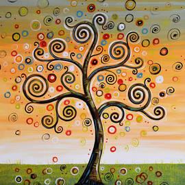 Amy Giacomelli - Dreaming Tree