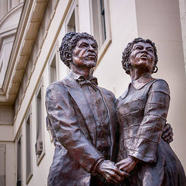 Dred And Harriet Scott by David Coblitz