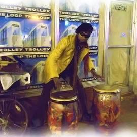Kelly Awad - Drumma Man in Oils