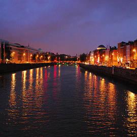 Dublin Nights by Mary Carol Story