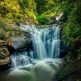 John Haldane - Dukes Creek Falls