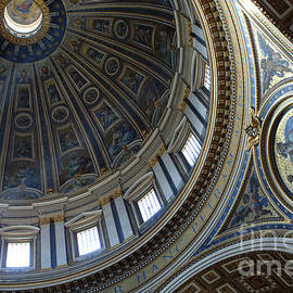 Duomo St Peters 2 by Bob Christopher