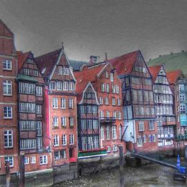 Dyke Road Hamburg Germany by Dean Wittle