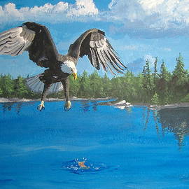 Norm Starks - Eagle Attack