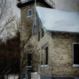 Joan Carroll - Eagle Bluff Light