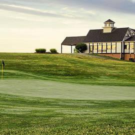 Cricket Hackmann - Eagle Knoll Golf Club - Hole Eighteen