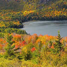 Stephen  Vecchiotti - Eagle Lake Fall Colors