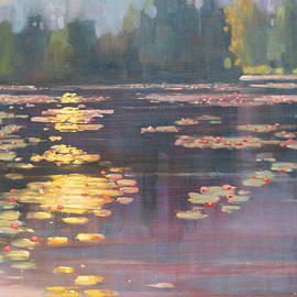 Early Morning by Len Stomski