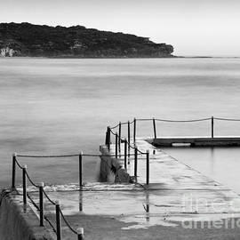 Colin and Linda McKie - Early Morning South Curl Curl Sydney
