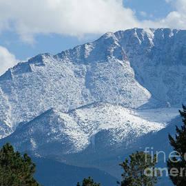 Lee Roth - Early Snowfall on Pkes Peak in Colorado