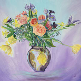 Asha Carolyn Young - Early Spring Bouquet