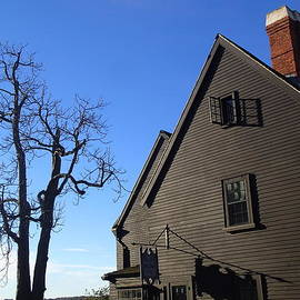 Lois Lepisto - EarlyMorning at the House of Seven Gables