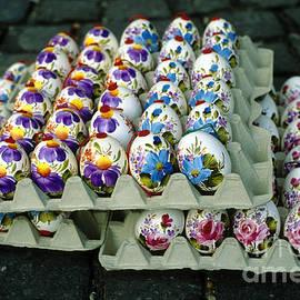 Easter Eggs by Eva Kato