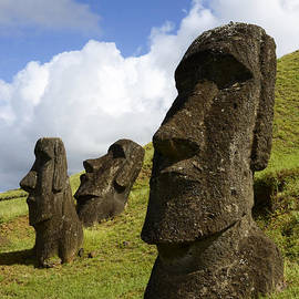 Bob Christopher - Easter Island 2