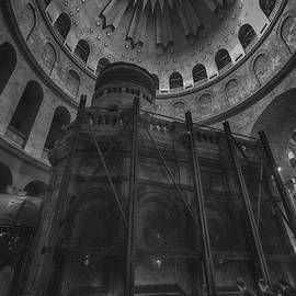 Stephen Stookey - Edicule - Church of the Holy Sepulchre