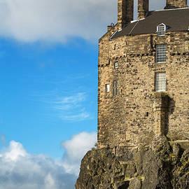 Jane Rix - Edinburgh Castle detail