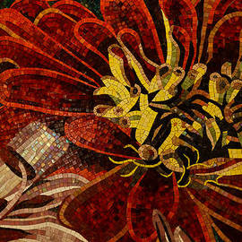 Effervescent - Sparkling Intricate Ceramic Tile Mosaic