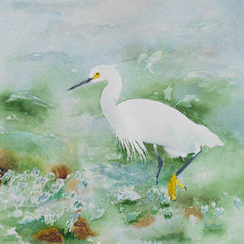 Christine Lathrop - Egret 2