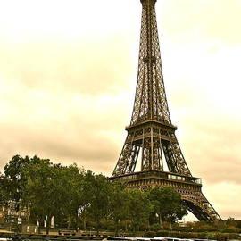 Eiffel Three by Ira Shander