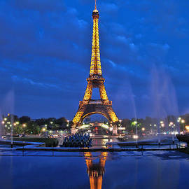 Allen Beatty - Eiffel Tower