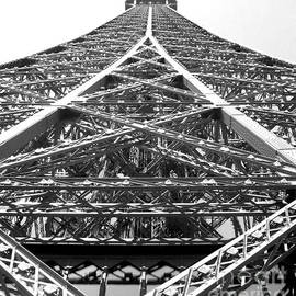 Eiffel Tower by Andrea Anderegg
