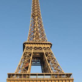 Eiffel Tower at Sunset by Ann Horn