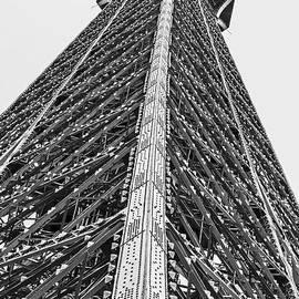 Eiffel Tower by Elvis Vaughn