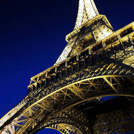 Conor OBrien - Eiffel Tower - Paris