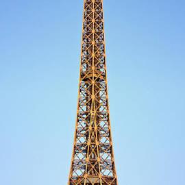 Eiffel Tower - Stark Beauty by Ann Horn