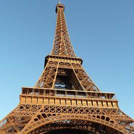 Eiffel Tower by Zori Minkova
