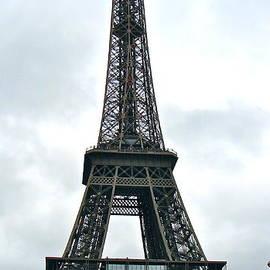 Eiffel Two by Ira Shander