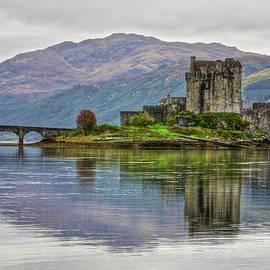 Eilean Donan Castle by Colette Panaioti