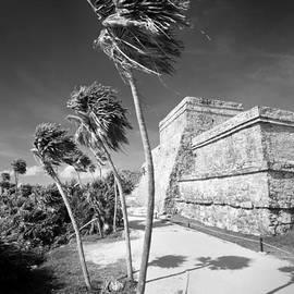 Justin Foulkes - El Castillo Yucatan Mexico