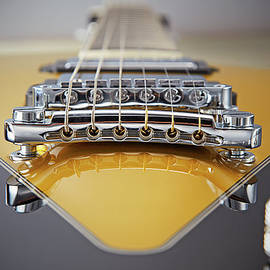 Electric And Acoustic Guitar Shoots by Guitarist Magazine